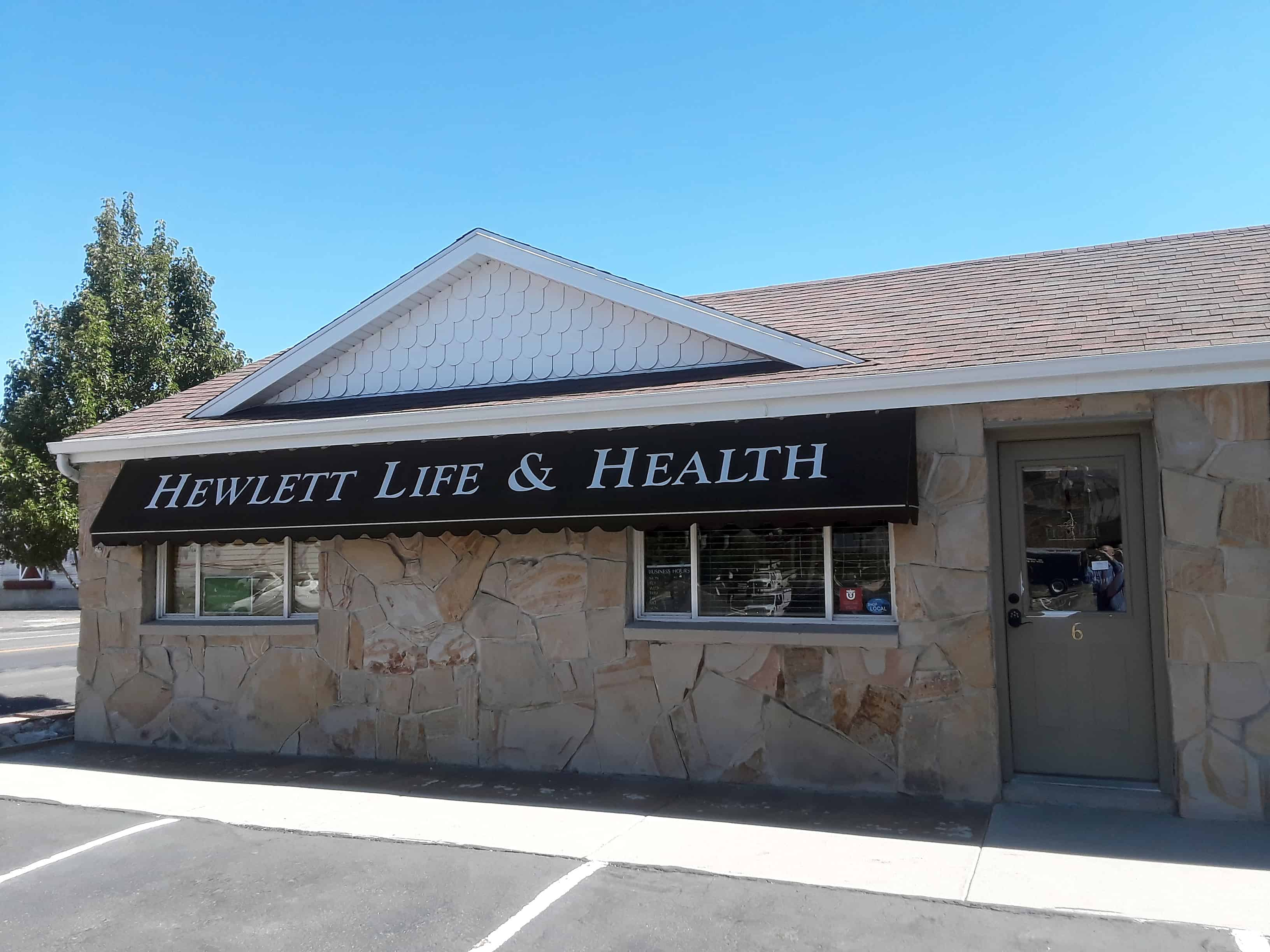 Hewlett Life & Health Insurance | Heber City, Park City, Salt Lake City, Utah